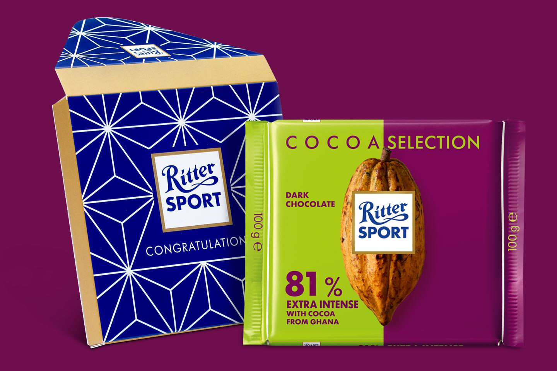 88% Ghana Single Origin Gift Wrapper Chocolate Bar