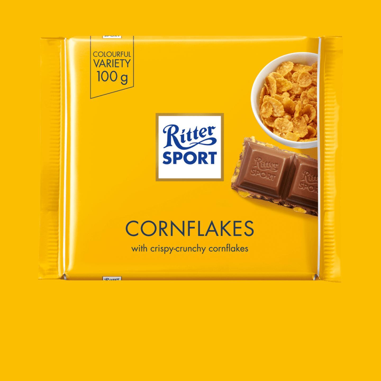 100g Cornflakes Ritter Sport