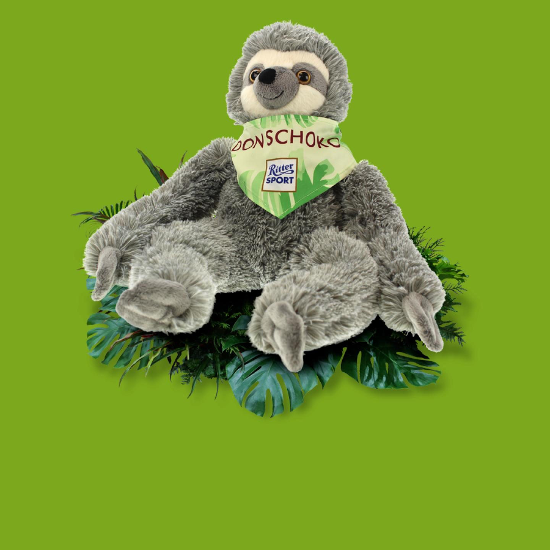 Don Choco the Sloth