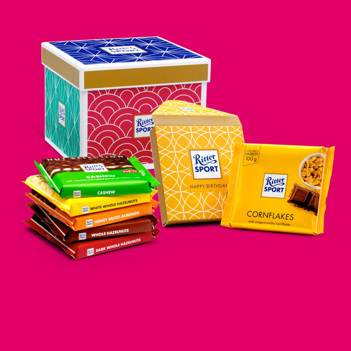 Gift Options from Ritter Sport