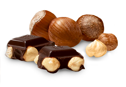 Nuts about chocolate