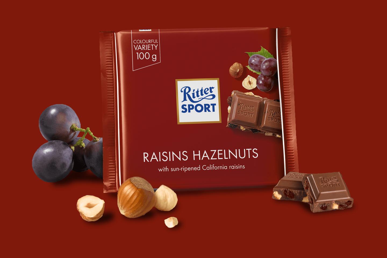 Raisins_Hazelnuts_100g_Bar