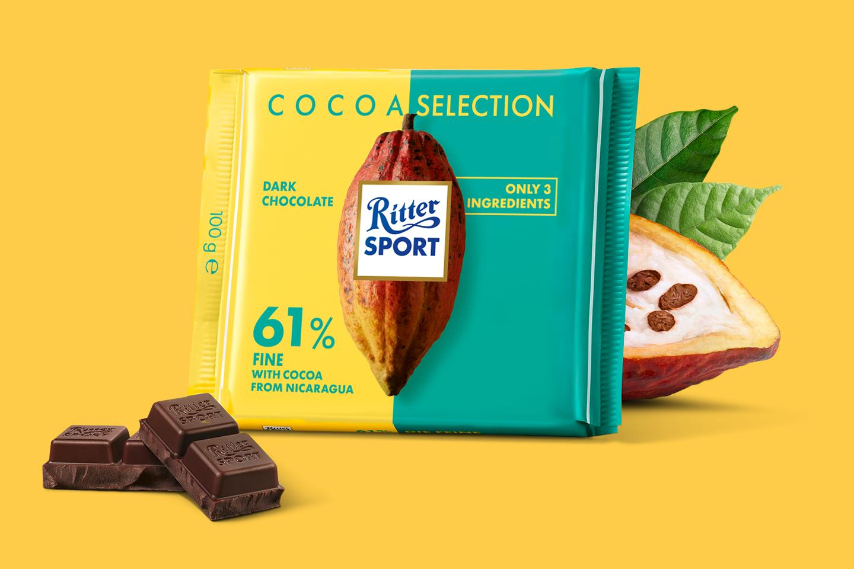 Cocoa Nicaragua 100g Ritter Sport